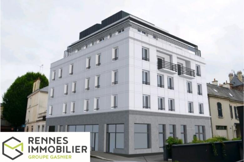 Image  Saint Hélier / Gare 1 pièce(s) RENNES (35)
