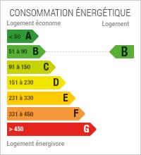 Diagnostic de Performance énergétique de niveau B